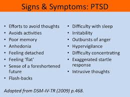 Childhood Trauma and PTSD - Facts and Fiction